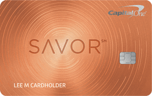 Image of Capital One® Savor℠ Cash Rewards Credit Card