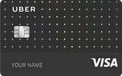 Image of Uber Visa Card