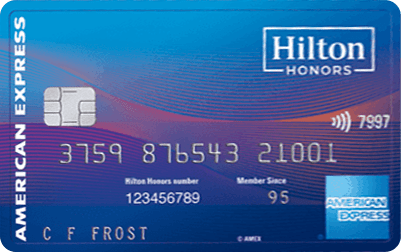 Image of Hilton Honors American Express Ascend Card