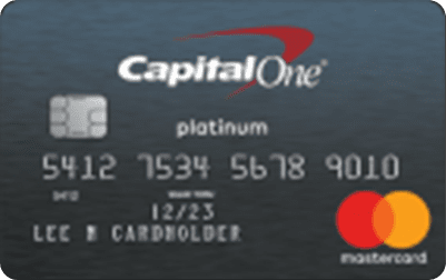 Capital one platinum credit card should you get it credit card capital one secured mastercard colourmoves Choice Image