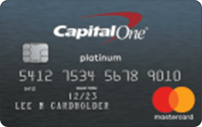 Image of Capital One® Platinum Credit Card