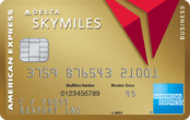 Image of Gold Delta SkyMiles® Business Credit Card