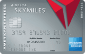 Image of Platinum Delta SkyMiles® Business Credit Card from American Express