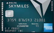 Image of Delta Reserve for Business Credit Card