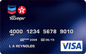 Image of Chevron and/or Texaco Techron Advantage™ Credit Card