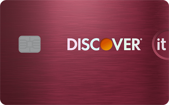 Image of Discover it® ­- Cashback Match™
