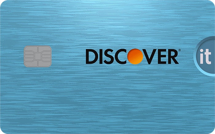 Image of Discover it® Student Cash Back