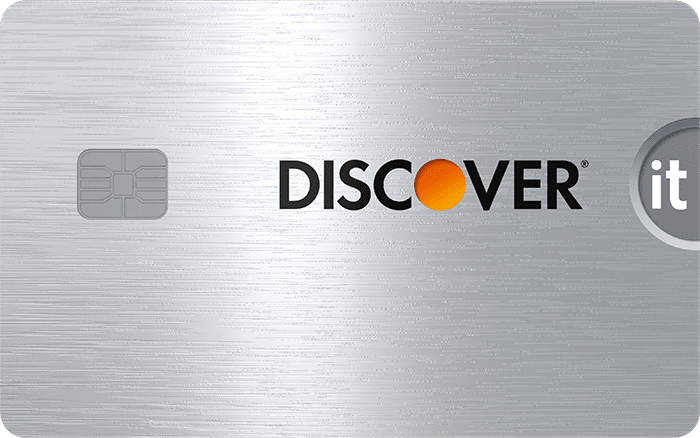 Image of Discover it® Student chrome