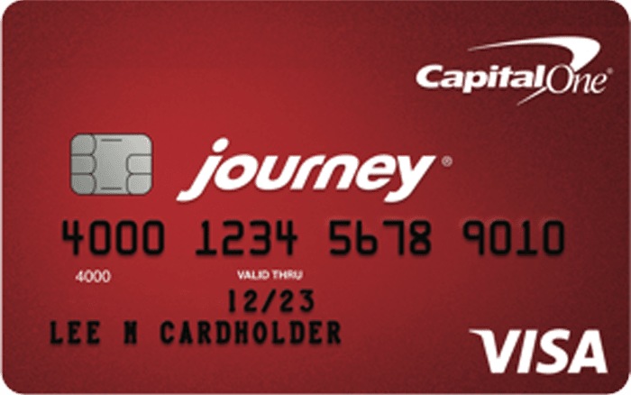 Image of Journey® Student Rewards from Capital One®