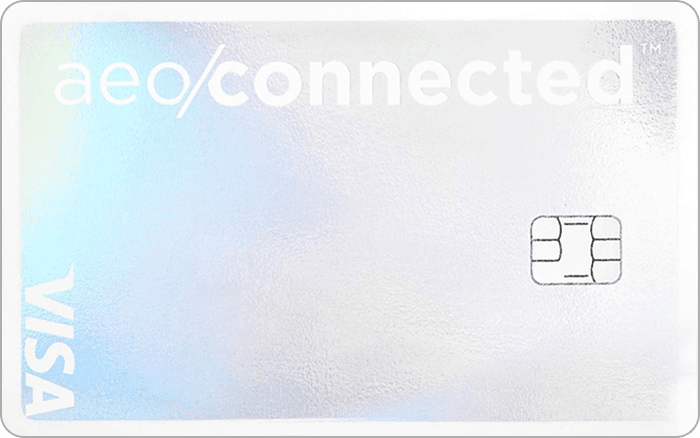 Image of American Eagle Visa Credit Card