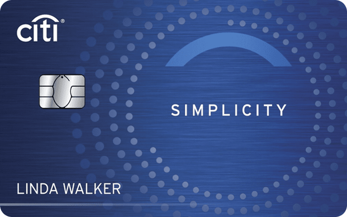 Image of Citi Simplicity® Card