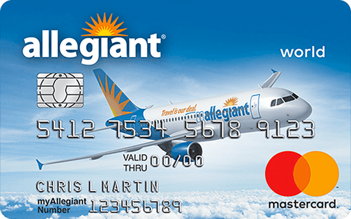 Image of Allegiant World Mastercard®