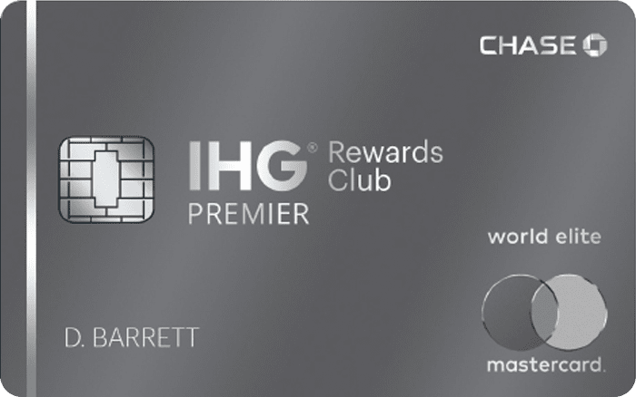 Image of IHG® Rewards Club Premier Credit Card