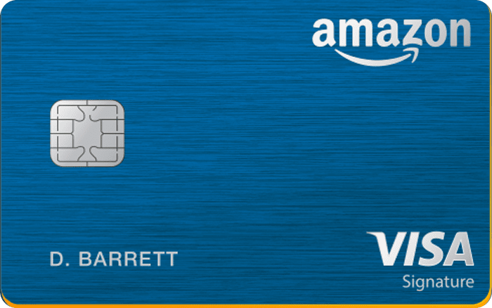 Image of Amazon Rewards Visa Signature Card