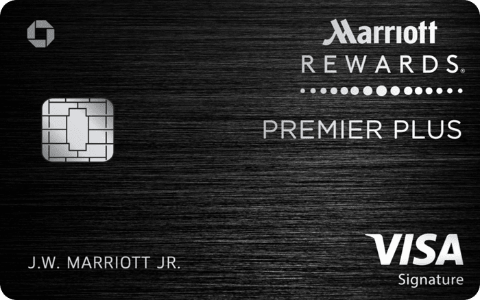 Image of Marriott Rewards® Premier Plus Credit Card