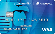 Image of AeroMexico Visa Secured Card