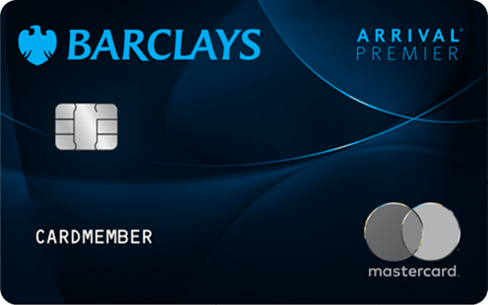 Image of Barclays Arrival® Premier World Elite Mastercard®