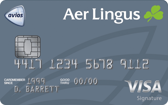 Image of Aer Lingus Visa Signature® Card