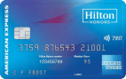 Image of Hilton Honors Card from American Express