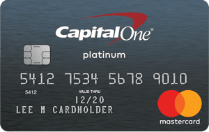 Image of Capital One® Secured Mastercard®