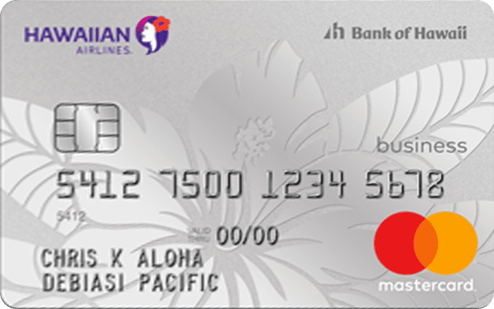 Image of Hawaiian Airlines® Business MasterCard®