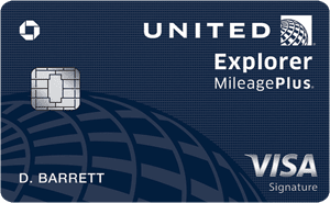 Image of United℠ Explorer Card