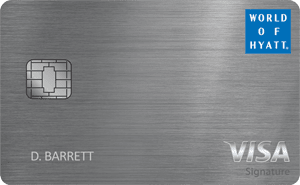 Image of The World Of Hyatt Credit Card