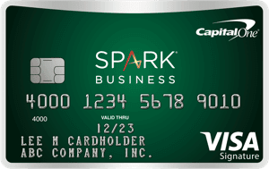 Best small business credit cards of 2018 valuepenguin capital one spark cash select for business reheart Gallery