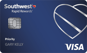 Image of Southwest Rapid Rewards® Priority Credit Card