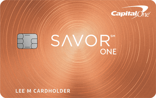 Image of Capital One® SavorOne℠ Cash Rewards Credit Card