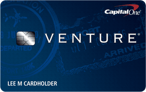 Image of Capital One® Venture® Rewards Credit Card