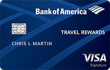 Image of BankAmericard Travel Rewards® Credit Card