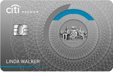 Image of Citi Premier℠ Card