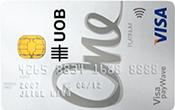 Image of UOB One Card