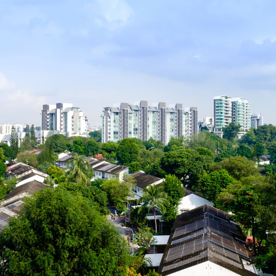 Homes in Singapore