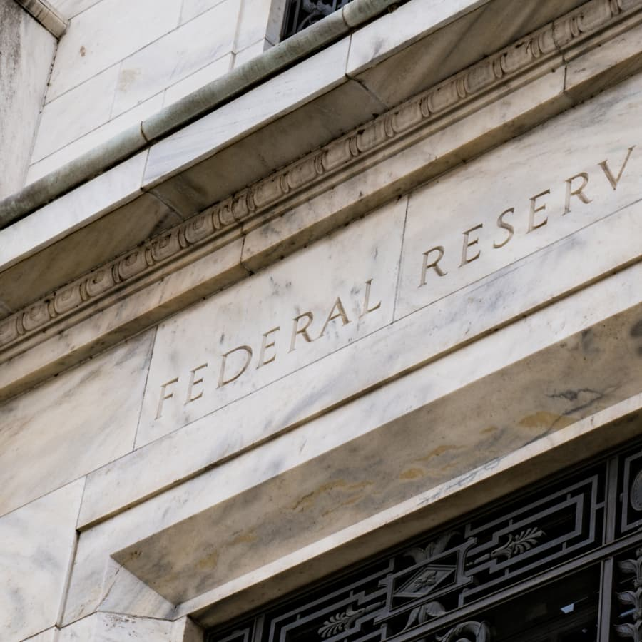 US Federal Reserve Headquarters