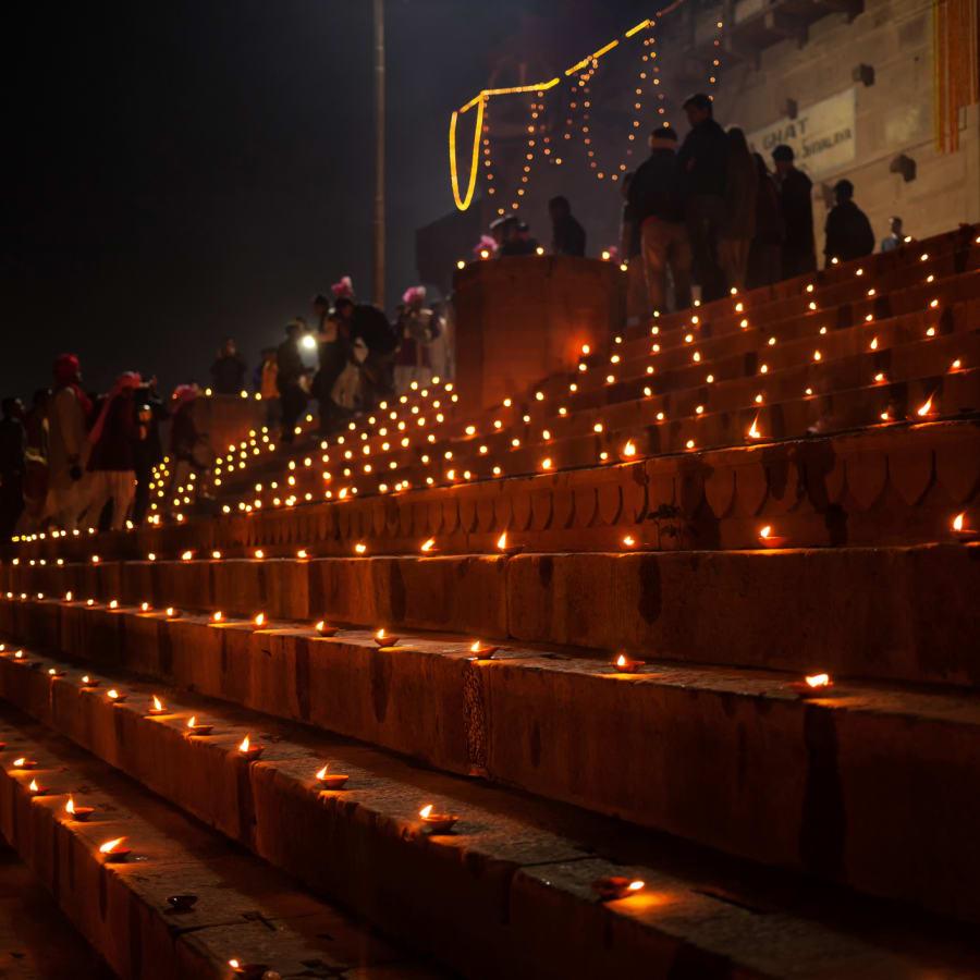 Festival of Lights in Varanasi