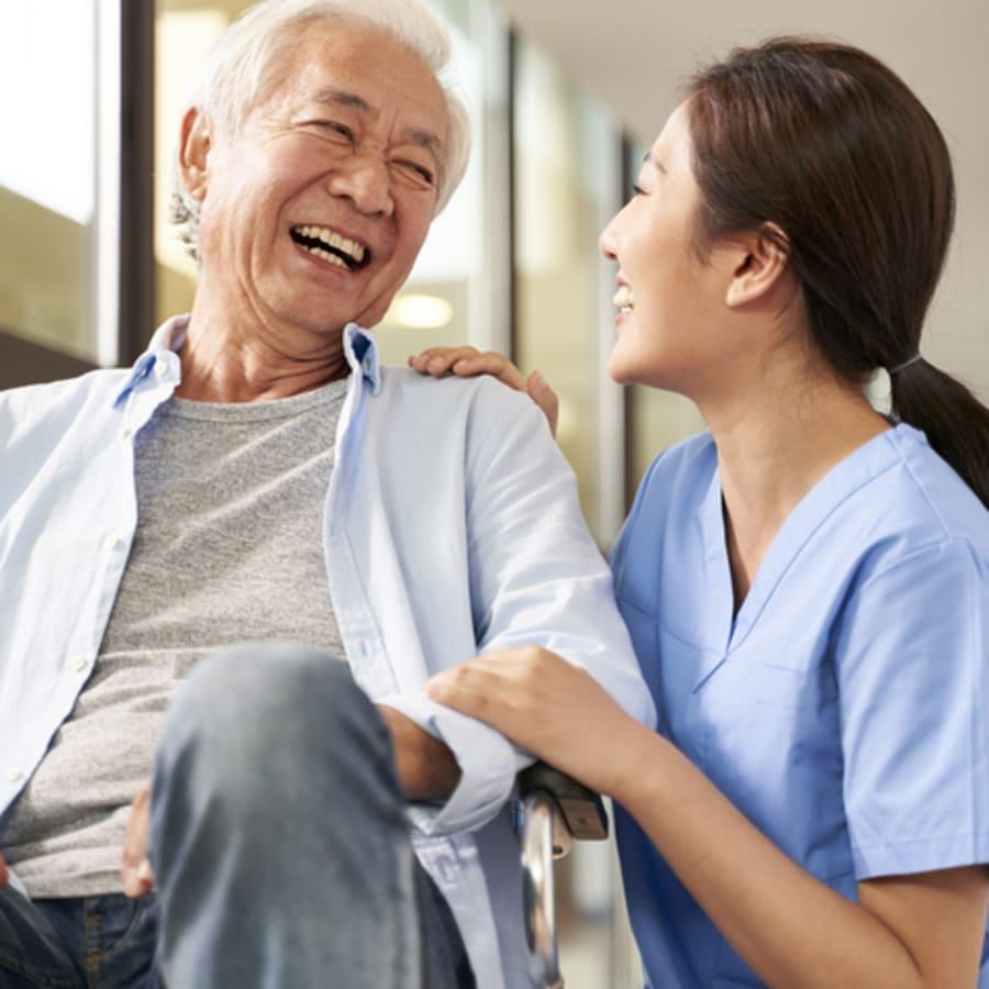 Best healthcare for senior citizens Singapore