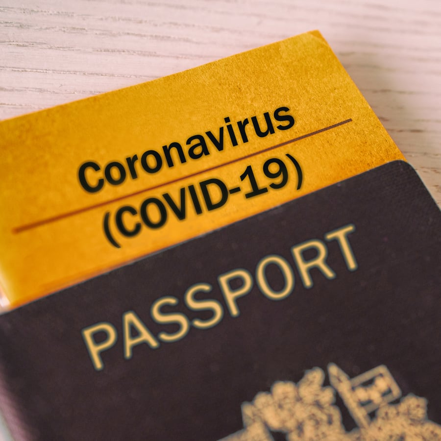COVID Travel Pass