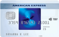 BlueCash Credit Card from American Express