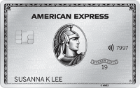 American Express The Platinum Card (Charge Card)