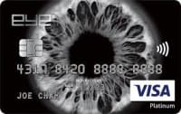 CCB (Asia) eye  Platinum Credit Card
