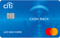 Citi Cash Back卡