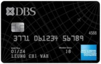 DBS Black American Express Card