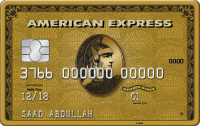 The American Express Gold Card