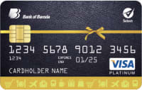 BOB Financial Select Credit Card