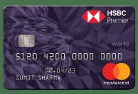 HSBC Bank Premier Master Credit Card