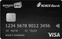 ICICI Bank Amazon Pay Credit Card