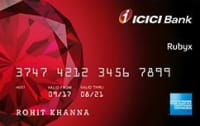 ICICI Bank Rubyx Credit Card - AMEX