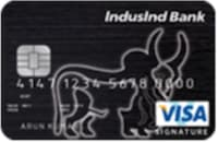 IndusInd Bank Signature Credit Card